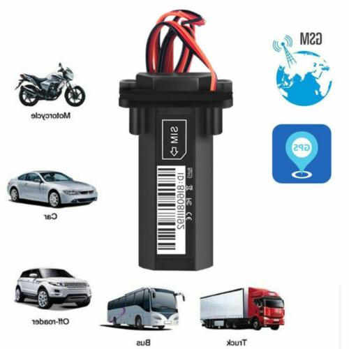 Realtime GPS Tracker Speed Car/Vehicle/Motorcycle Spy
