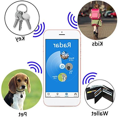 4 Smart Tracker Wireless Anti Dogs Pets FREE 4 Smart Phone Android
