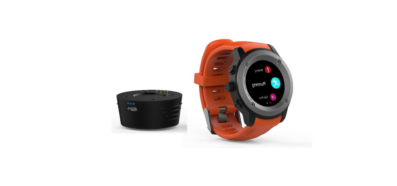 xLab Smart Heart Rate Fitness Tracker 400mAh USB
