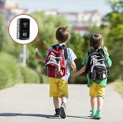 Spy Mini Real Personal and Vehicle Tracker