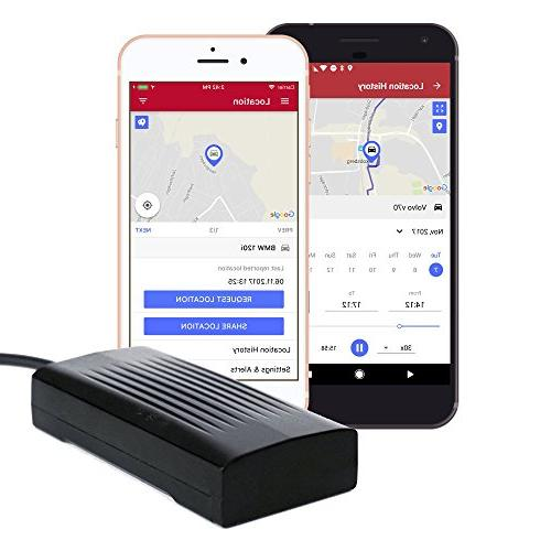 tracker real time vehicle gps
