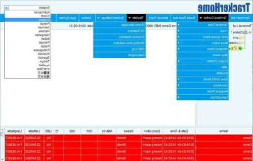 Coban service one IMEI 102 105