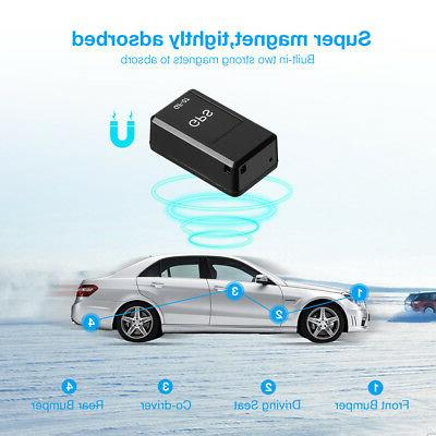 GF07 Magnetic Mini Car Device