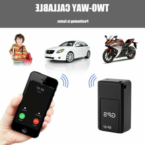 Mini Magnetic Real-time Truck Locator GSM GPRS