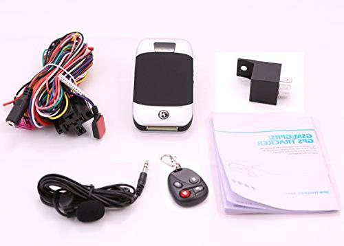 Coban Tracker Hidden Car Gsm Tracker Alarm