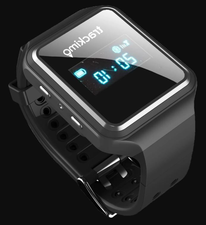 Trackimo Watch GPS 3G device for