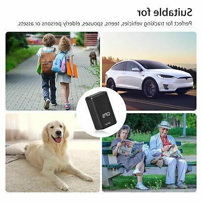 Magnetic GF07 Mini Real Time Tracker GSM/GPRS Device