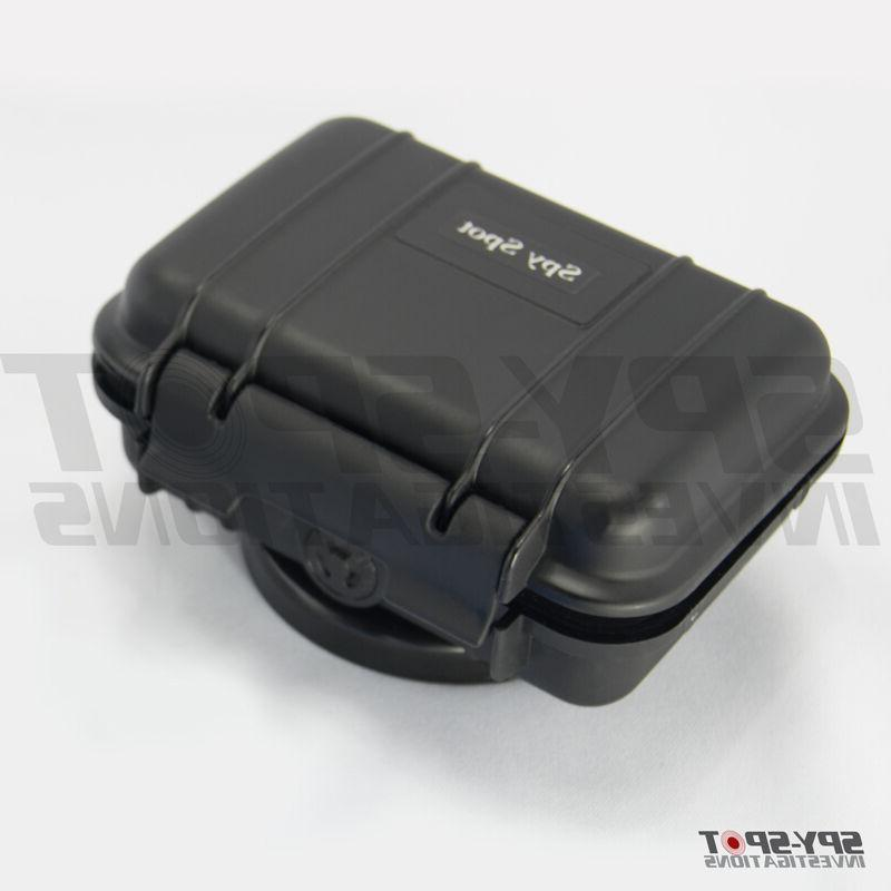Weatherproof with Battery for