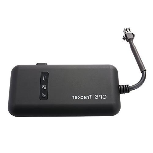 XCSOURCE Vehicle Tracker Real-time Locator Tracking Car