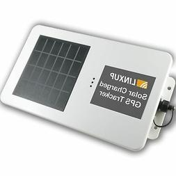 Linxup LAADS1 Solar GPS Tracking Real Time Tracker Solar Cha
