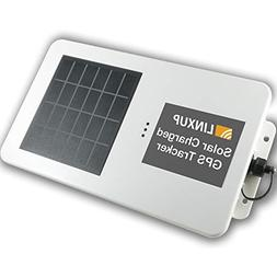 Linxup LAADS1 Solar GPS Tracking Real Time Tracker