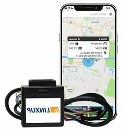 Linxup LPWAS1 Wired GPS Tracker with Real Time 4G GPS Tracki