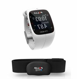 POLAR M400 GPS Activity Tracker Sport Watch + H10 Heart Rate