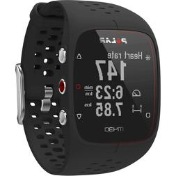 Polar M430 GPS Watch with Optical HR Black