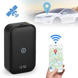 GF07 Mini Magnetic GPS Tracker Real Time Car Vehicle Trackin