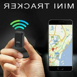Magnetic GF07 Mini GPS Real Time Car Locator Tracker GSM/GPR