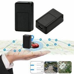 Magnetic Mini Car Vehicle GPS Tracker for Elderly Kids Real