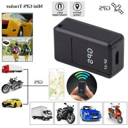 Magnetic Mini GPS Tracker Car Spy GSM GPRS Real Time Trackin