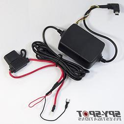 Hard Wire Power Kit for Mini Portable Micro GPS Tracker, GL2