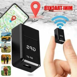Mini GF-07 Magnetic Car Vehicle GSM GPRS GPS Tracker Locator