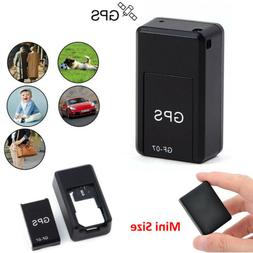 Mini GPS Tracker Anti-theft Device Smart Locator Voice Stron