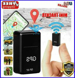 Mini Magnetic GPS Tracker Real-time Car Truck Vehicle Locato