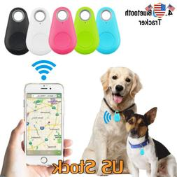 Mini Pet Dog Cat GPS Locator Tracker Tracking Anti-Lost Devi