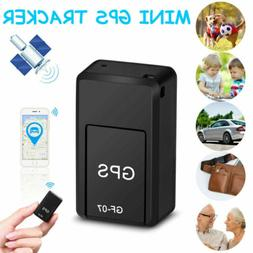 Mini SPY Device SIM Card Voice Record GPS Tracker Car Magnet