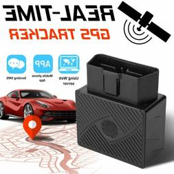 WensLTD Mini SPY Vehicle GSM GPRS GPS Tracker Car Vehicle Tr