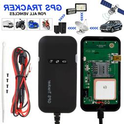 Vehicle Real-time GPS Tracker Bike Motorcycle Car GSM And GP