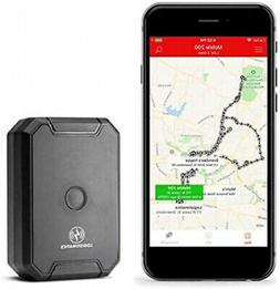 Logistimatics Mobile-200 GPS Tracker with Live Audio Monitor