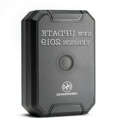 Logistimatics Mobile-200 GPS Vehicle Tracker with Live Audio
