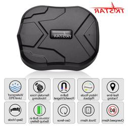 New Grand TKSTAR TK905 GPS Car Tracking Device Waterproof Ma