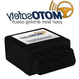 MOTOsafety OBD GPS Tracker Device with 3G GPS Service Locato