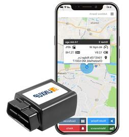 Linxup OBD GPS Tracker with Real Time 3G Tracking, Car Devic