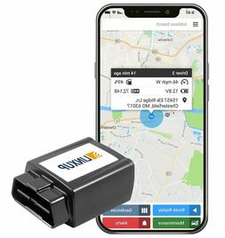 Fleet Tracking Gps - Linxup Obd Commerical Vehicle Mileage T