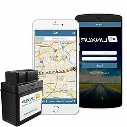 Linxup OBD GPS Tracker with Real Time 3G GPS Tracking, Car T