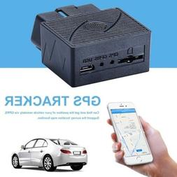 OBD II GPS GPRS Tracker Real Time Vehicle Tracking Device fo