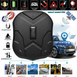 Perfect Mini Magnetic GPS Tracker Real-time Car Truck Vehicl