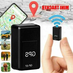 Perfect Mini Magnetic GPS Tracker Real-time Anti theft Car T