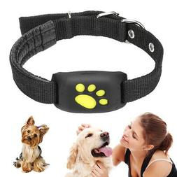 HOT~Pet Collar Tracker GPS GPRS Dog Real Time Tracking Locat