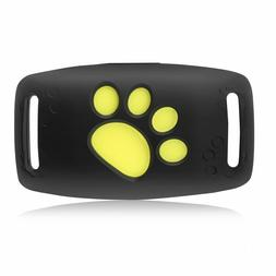 Pet Tracker GPS Dog Cat Collar Water-resistant USB Charging