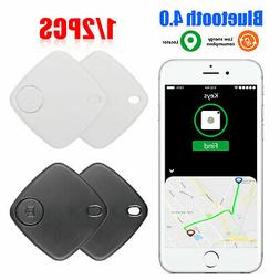 1/2x Phone Dog Flat Mini GPS Waterproof Device Tracker App F