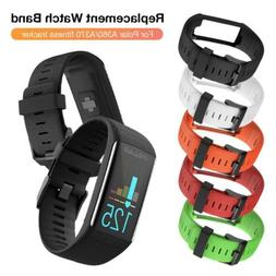 For Polar A370 A360 Replacement Silicone Bracelet Smart Watc