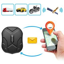 Portable GPS Tracker Locator for Car with Powerful Magnet 90