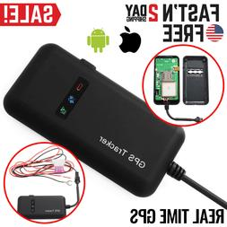 Real Time GPS Tracker For Cars Bikes Vehicles Locator Tracki