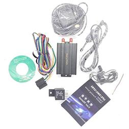 Real-Time GSM/GPRS Tracking Vehicle Car GPS Tracker 103A GPS