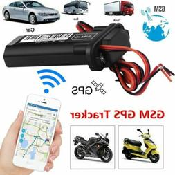 Realtime GPS GPRS GSM Tracker Speed Alarm For Car/Vehicle/Mo