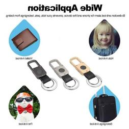 Remote GPS Tracker Car Key Chain Ring Pet Bluetooth Finder A