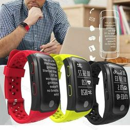 S908 Waterproof IP68 GPS Sports Fitness Tracker Smart Watch